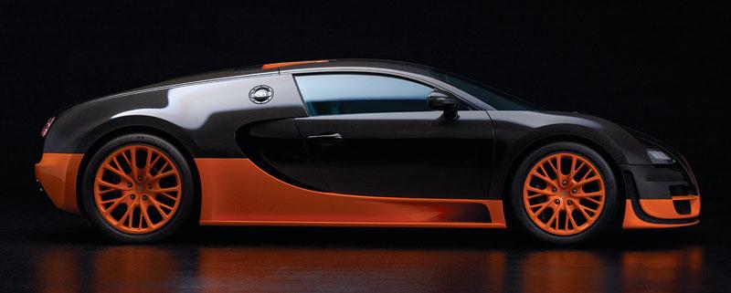Bugatti Veyron Super Sport: první foto produkční verze: - fotka 30