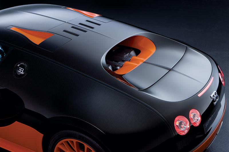 Bugatti Veyron Super Sport: první foto produkční verze: - fotka 37