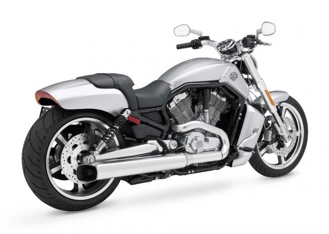 Harley-Davidson V-Rod Muscle 2009: - fotka 2