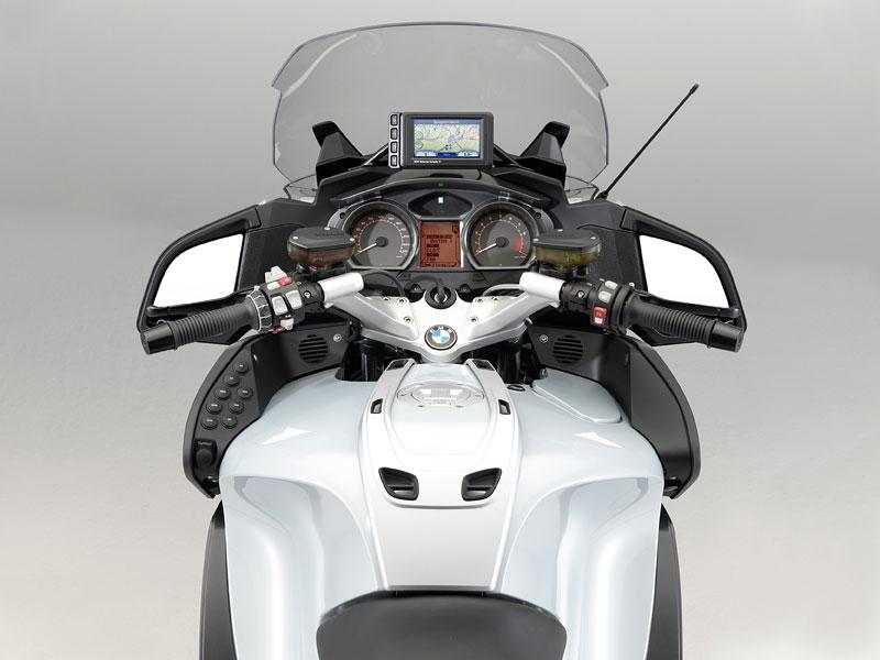 BMW R1200RT 2010 – Dokonalost v detailech (představení): - fotka 1