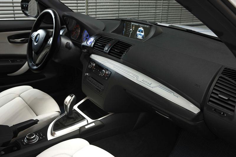 BMW Concept Active E: na plný baterky: - fotka 4