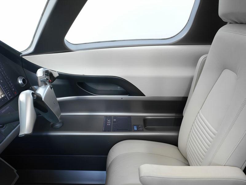 BMW Group DesignworksUSA navrhlo interiér pro Embraer: - fotka 4