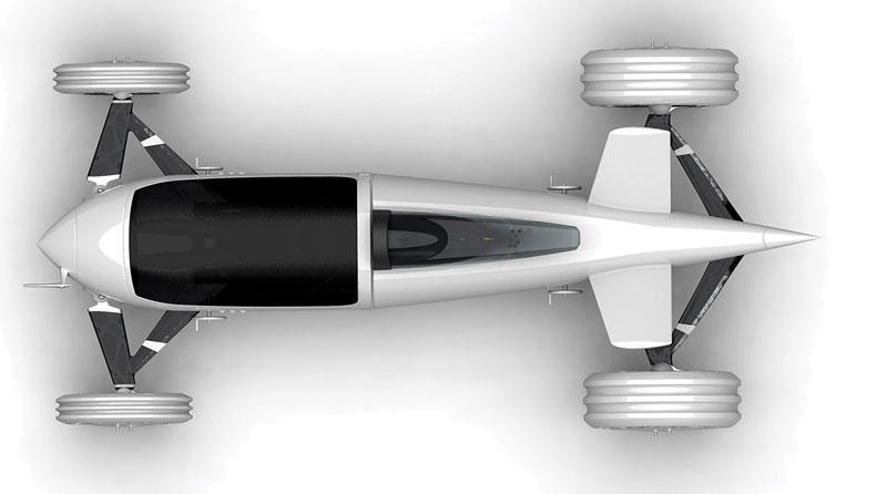L.A. Design Challenge: BMW Salt Flat Racer: - fotka 4