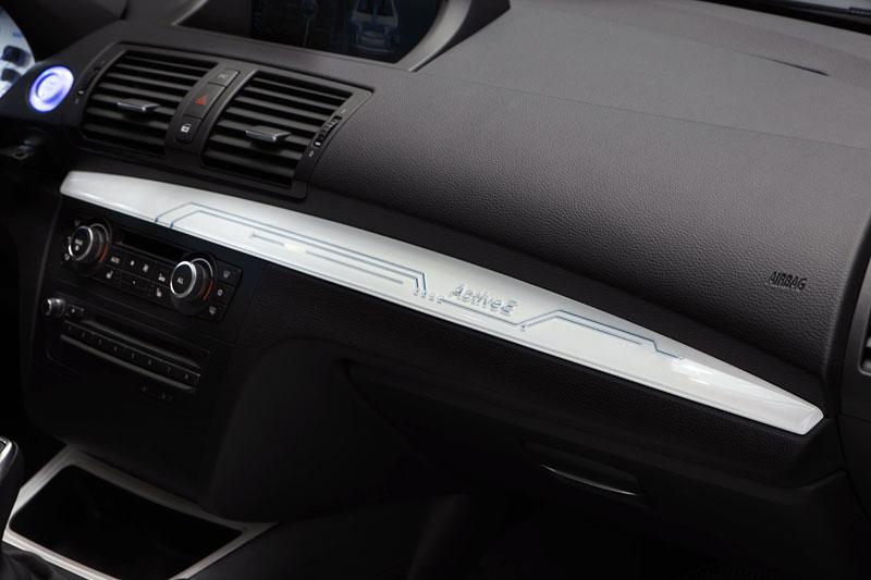 BMW Concept Active E: na plný baterky: - fotka 5