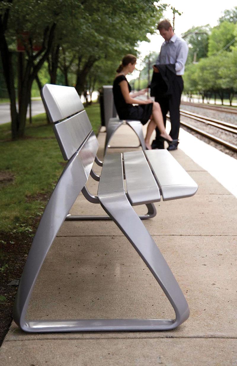 BMW představuje koše, lavičky nebo lampu...: - fotka 7