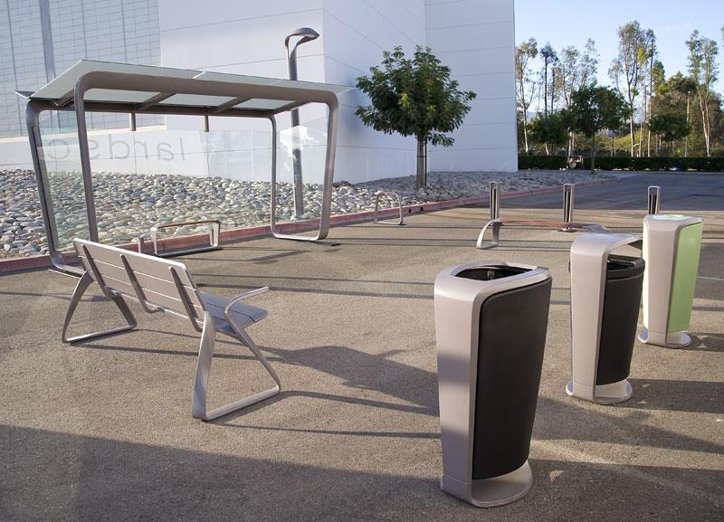 BMW představuje koše, lavičky nebo lampu...: - fotka 8