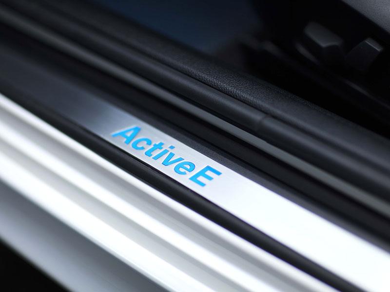 BMW Concept Active E: na plný baterky: - fotka 8
