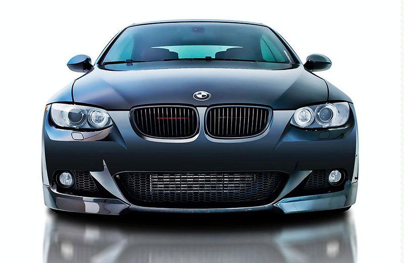 BMW řada 3: karosářské doplňky Vorsteiner: - fotka 1