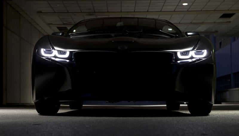 BMW Vision EfficientDynamics: do prodeje už za dva roky: - fotka 2