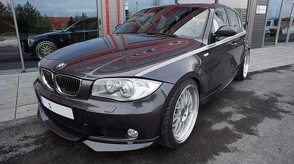 BMW 1M na norský způsob: s motorem z M3: - fotka 11