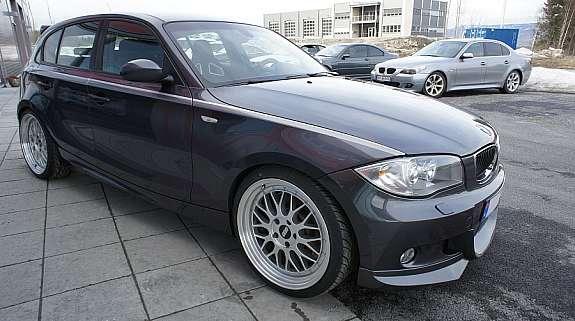 BMW 1M na norský způsob: s motorem z M3: - fotka 12