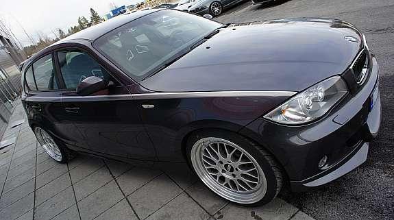 BMW 1M na norský způsob: s motorem z M3: - fotka 13