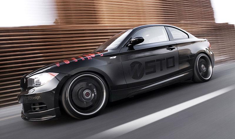 BMW 135i: styl i výkon od WheelSTO: - fotka 5