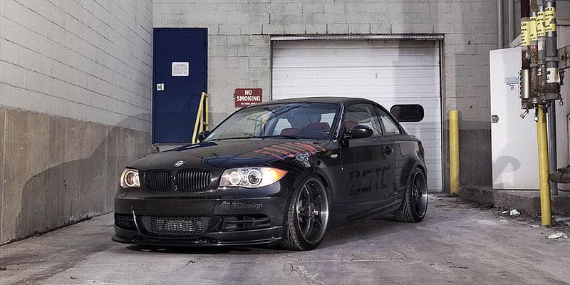 BMW 135i: styl i výkon od WheelSTO: - fotka 6