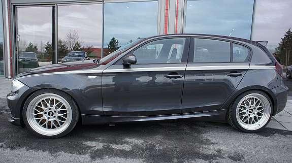 BMW 1M na norský způsob: s motorem z M3: - fotka 14