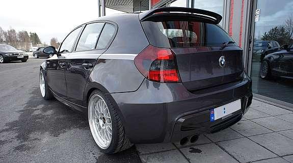 BMW 1M na norský způsob: s motorem z M3: - fotka 15