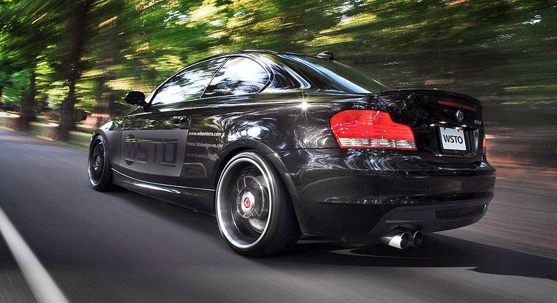 BMW 135i: styl i výkon od WheelSTO: - fotka 10