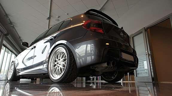 BMW 1M na norský způsob: s motorem z M3: - fotka 17