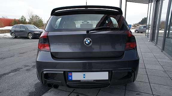 BMW 1M na norský způsob: s motorem z M3: - fotka 19