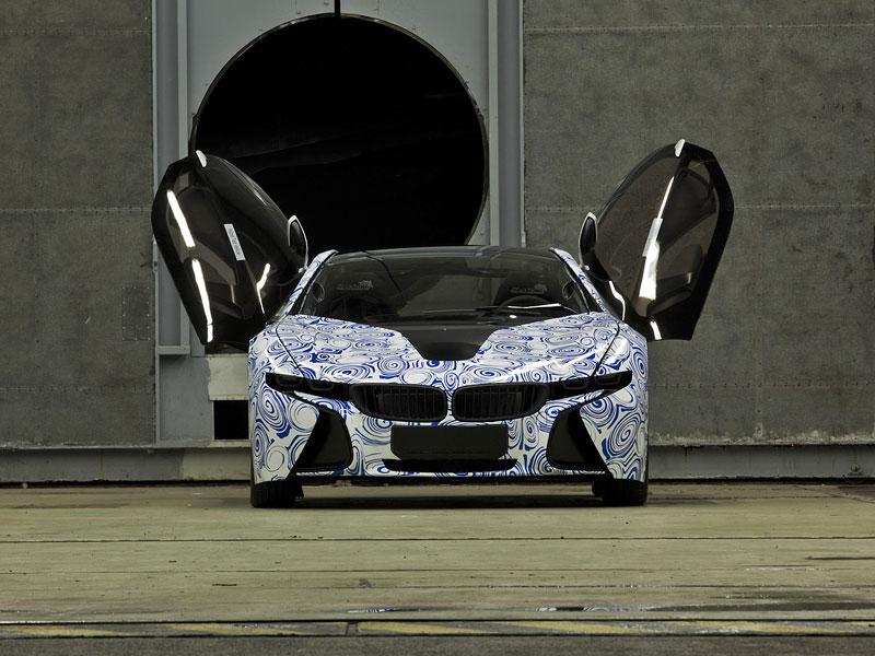 BMW Vision EfficientDynamics: do prodeje už za dva roky: - fotka 3