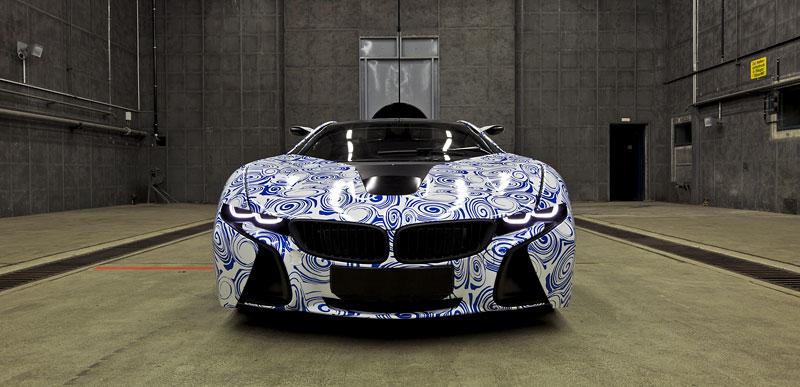 BMW Vision EfficientDynamics: do prodeje už za dva roky: - fotka 4