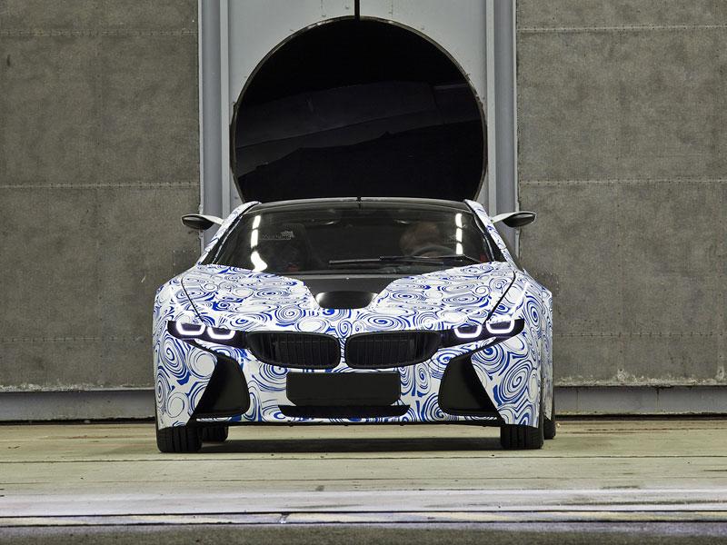 BMW Vision EfficientDynamics: do prodeje už za dva roky: - fotka 5