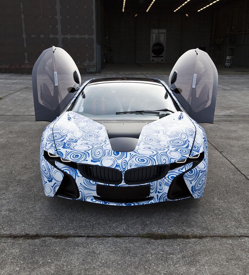 BMW Vision EfficientDynamics: do prodeje už za dva roky: - fotka 6