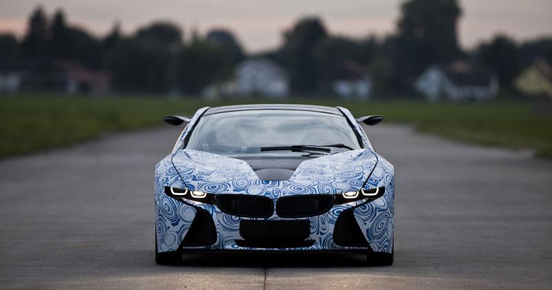 BMW Vision EfficientDynamics: do prodeje už za dva roky: - fotka 7