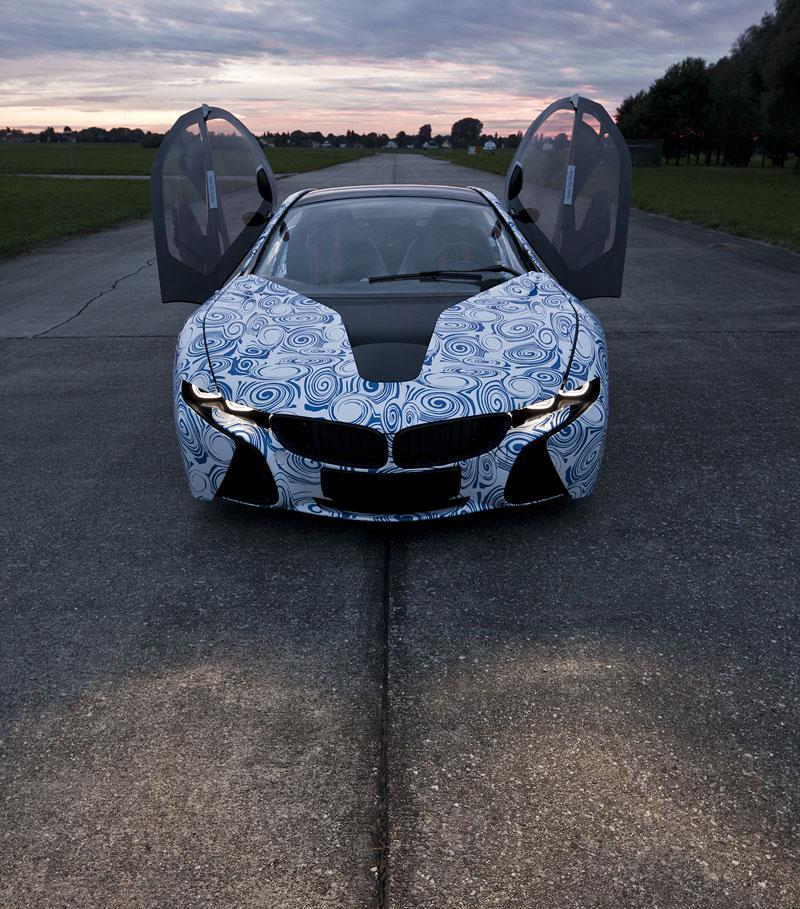 BMW Vision EfficientDynamics: do prodeje už za dva roky: - fotka 8