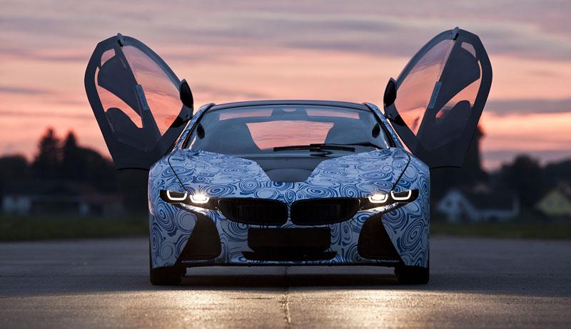 BMW Vision EfficientDynamics: do prodeje už za dva roky: - fotka 9