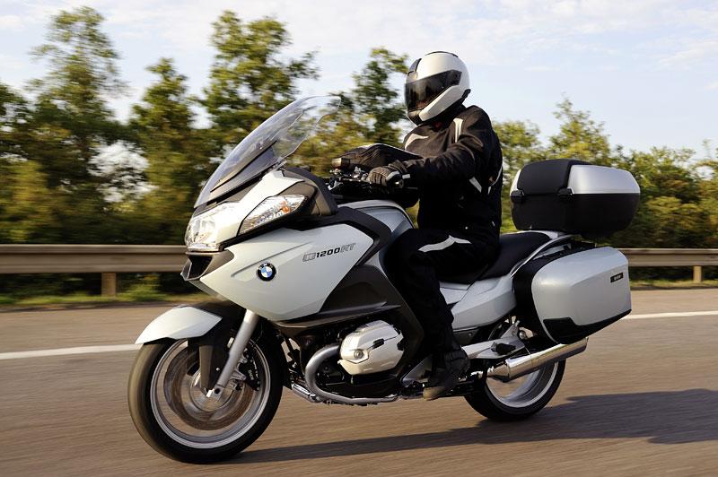 BMW R1200RT 2010 – Dokonalost v detailech (představení): - fotka 7