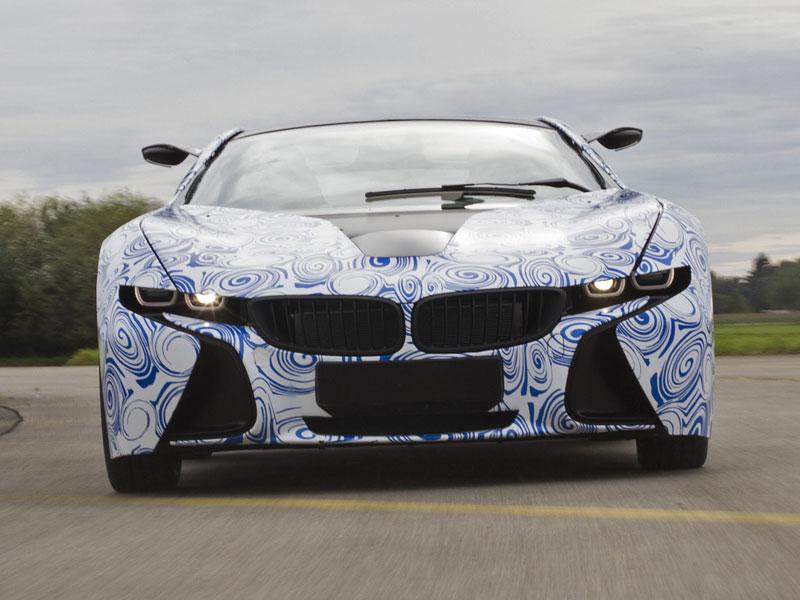 BMW Vision EfficientDynamics: do prodeje už za dva roky: - fotka 10