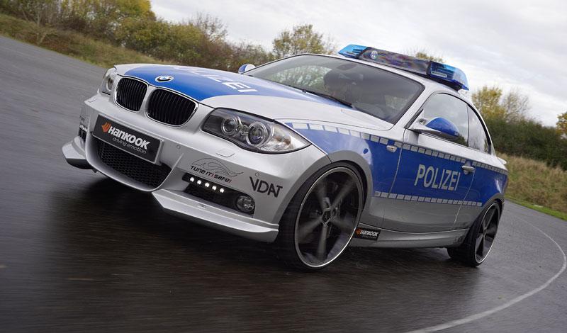 BMW 123d Coupé by AC Schnitzer: eins, zwei, Polizei!: - fotka 7