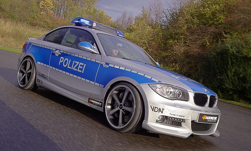 BMW 123d Coupé by AC Schnitzer: eins, zwei, Polizei!: - fotka 13