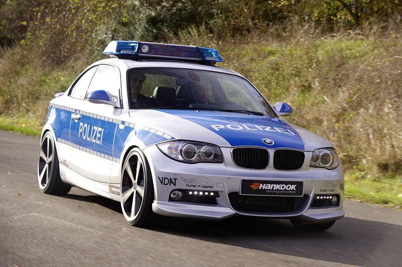 BMW 123d Coupé by AC Schnitzer: eins, zwei, Polizei!: - fotka 14