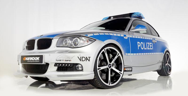 BMW 123d Coupé by AC Schnitzer: eins, zwei, Polizei!: - fotka 17