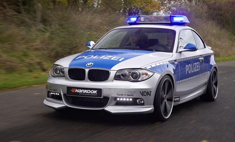 BMW 123d Coupé by AC Schnitzer: eins, zwei, Polizei!: - fotka 20