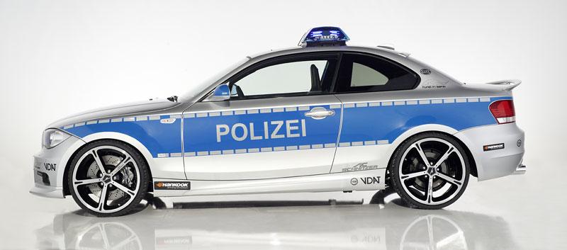 BMW 123d Coupé by AC Schnitzer: eins, zwei, Polizei!: - fotka 21