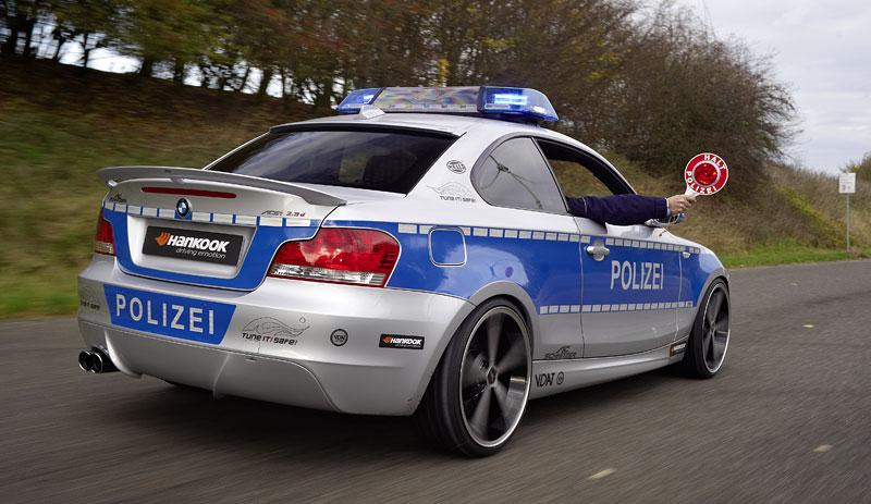 BMW 123d Coupé by AC Schnitzer: eins, zwei, Polizei!: - fotka 24