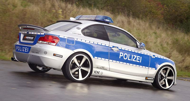 BMW 123d Coupé by AC Schnitzer: eins, zwei, Polizei!: - fotka 25
