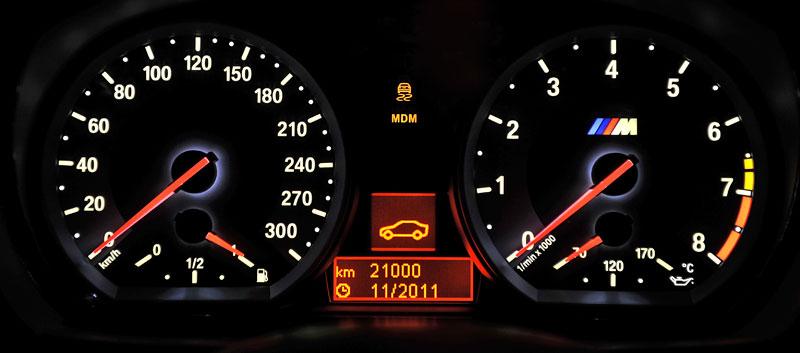 BMW 1 M Coupé: Ring za 8:12: - fotka 1