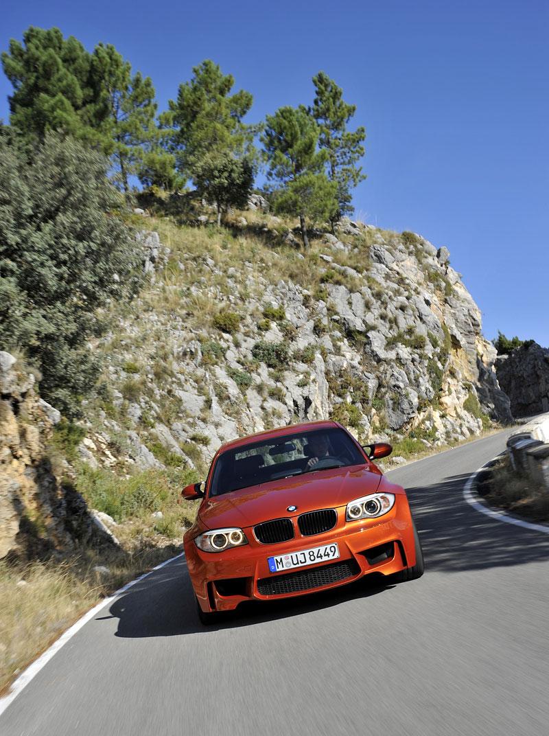 BMW 1 M Coupé: Ring za 8:12: - fotka 18