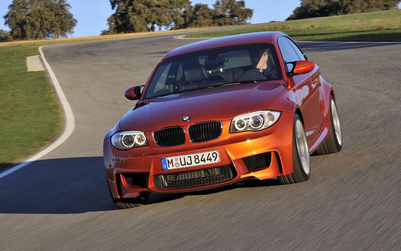 BMW 1 M Coupé: Ring za 8:12: - fotka 20
