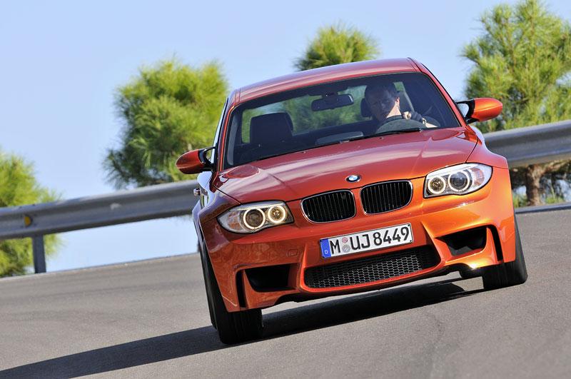 BMW 1 M Coupé: Ring za 8:12: - fotka 21