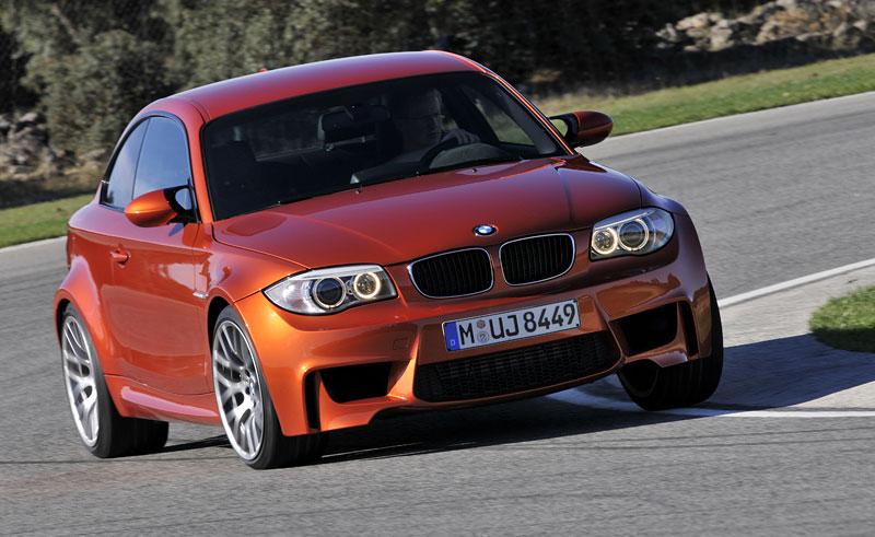 BMW 1 M Coupé: Ring za 8:12: - fotka 24