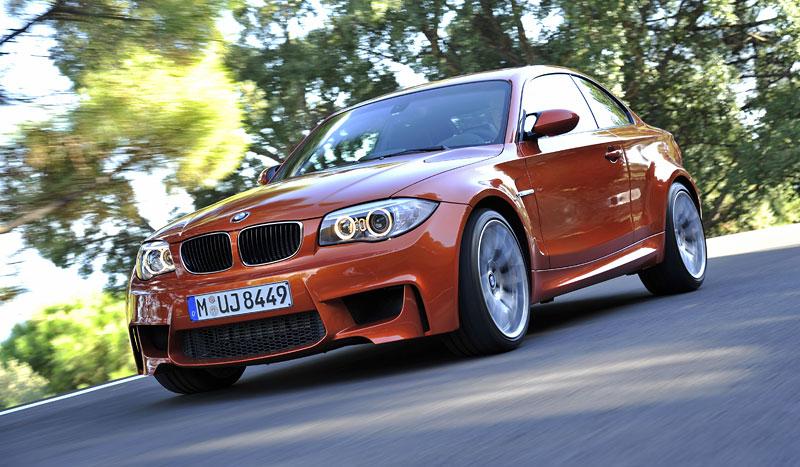 BMW 1 M Coupé: Ring za 8:12: - fotka 29