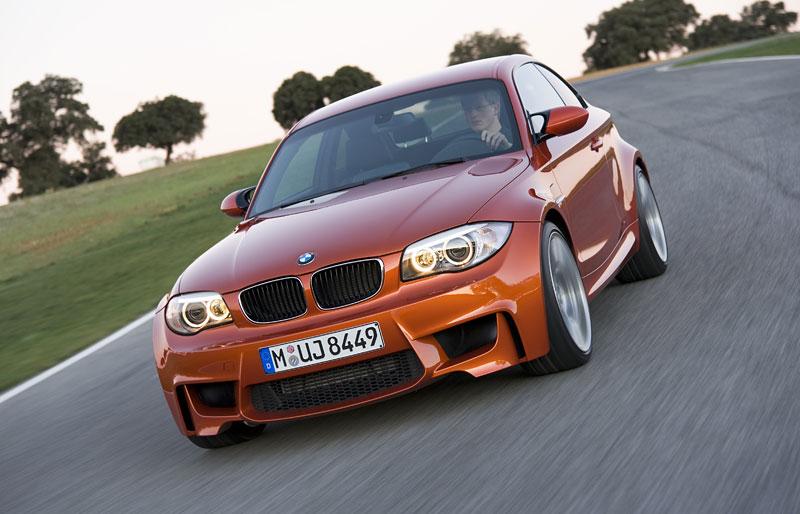BMW 1 M Coupé: Ring za 8:12: - fotka 33