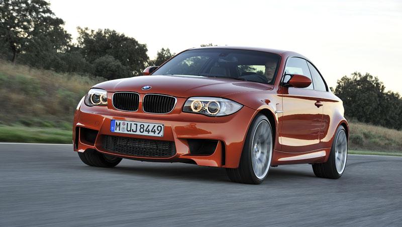 BMW 1 M Coupé: Ring za 8:12: - fotka 35
