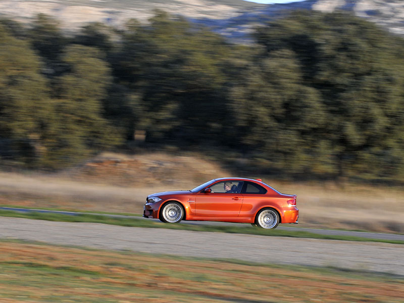 BMW 1 M Coupé: Ring za 8:12: - fotka 45