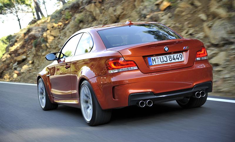 BMW 1 M Coupé: Ring za 8:12: - fotka 49